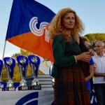 inaugurazione del campo sportivo di Ponte della Pietra (PG)