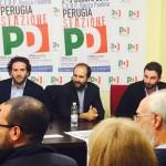 Incontro dei coordinatori dei circoli del PD dell'Umbria