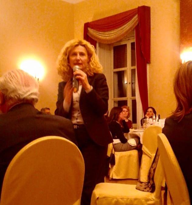 """Cena di beneficenza del Comitato per la Vita """"Daniele Chianelli"""""""