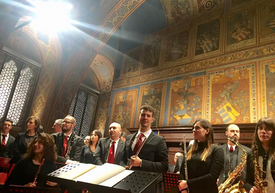 Concerto di Capodanno a Perugia