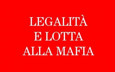 Legalità e lotta alla mafia