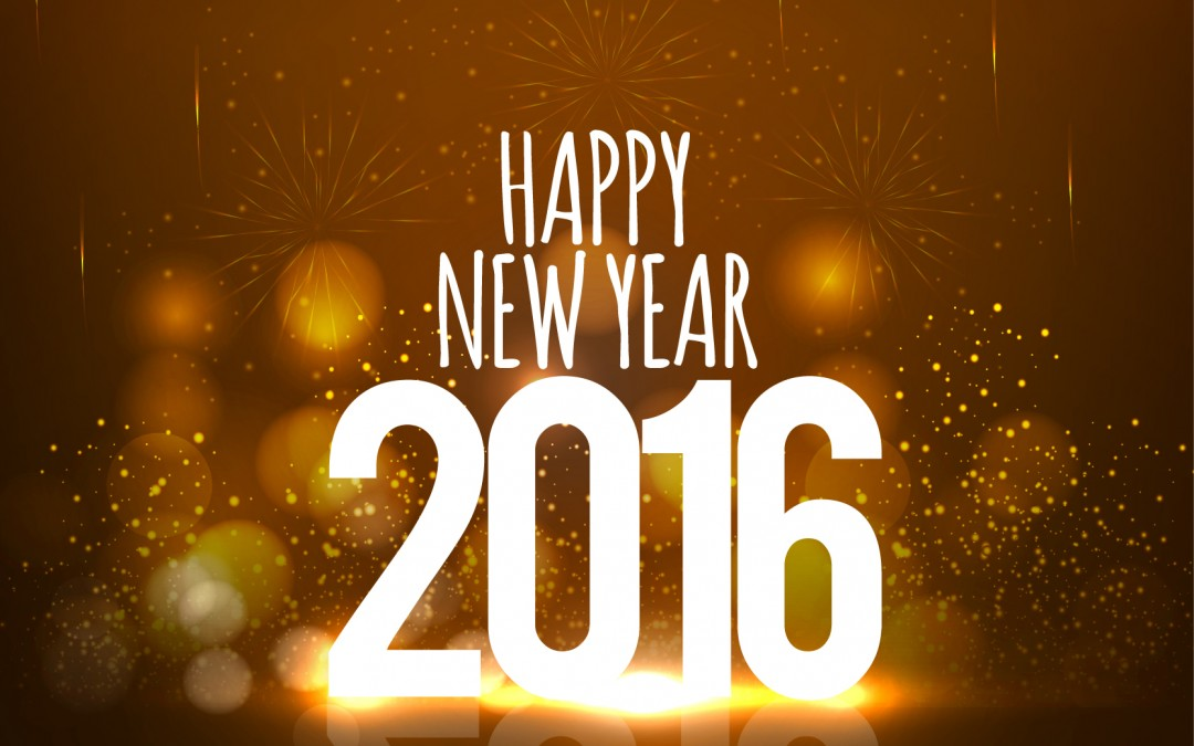 Buon 2016 a tutte e a tutti!