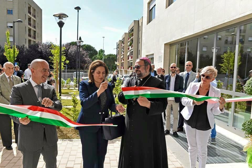 Inaugurazione della Residenza Anchise