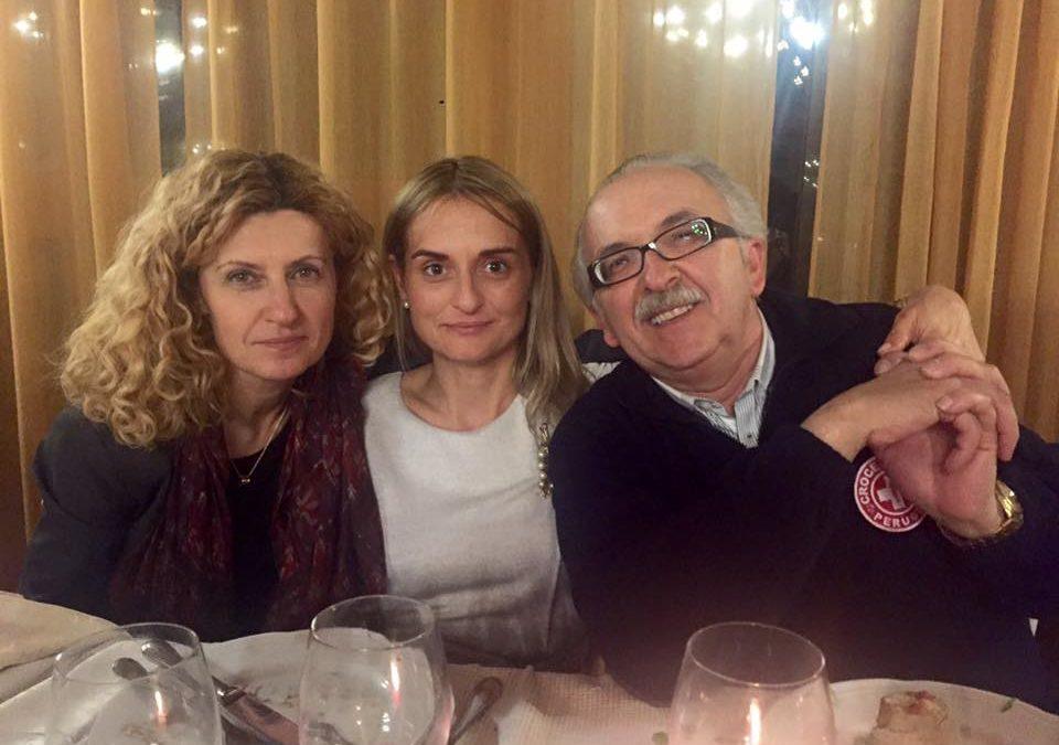 Cena di beneficenza per la Croce Bianca di Perugia