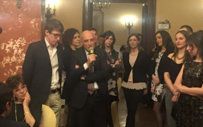 Cena di auguri del Comitato Daniele Chianelli