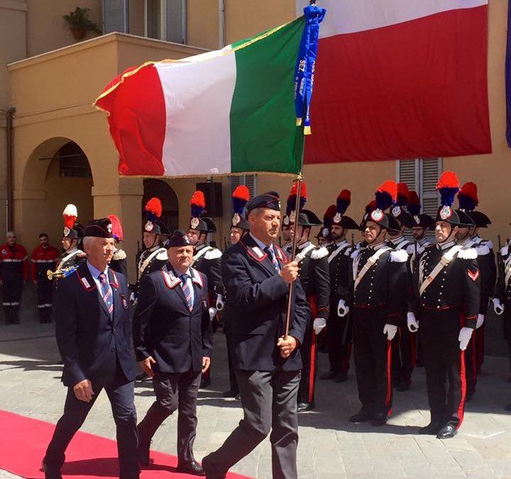 203° anniversario di fondazione dell'Arma dei Carabinieri