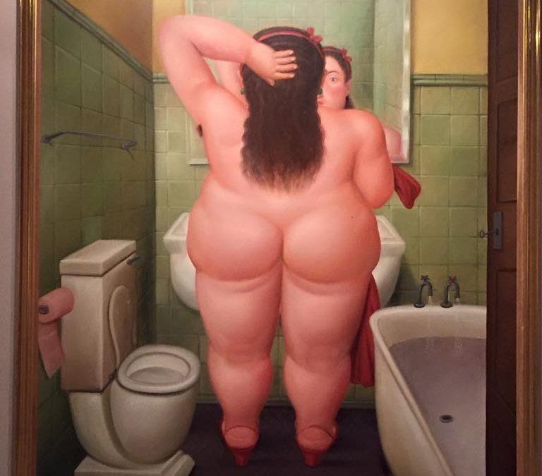 """Botero: """"L'esuberanza di forme e racconto"""""""