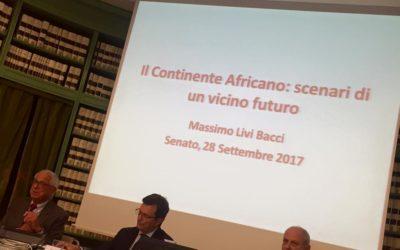"""""""Il continente africano: scenari di un vicino futuro"""""""