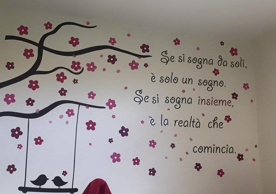 Inaugurazione del Centro diurno per disabili, Castel del Piano (PG)