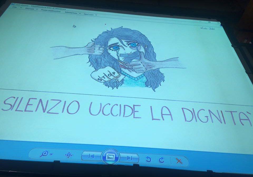 La violenza sulle donne: incontro con gli studenti dell'ITC di Terni