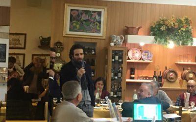 Deruta: Cena di Natale con la nuova segreteria del Partito Democratico