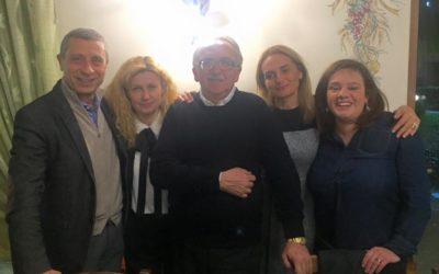Cena di beneficienza Croce Bianca Perugia