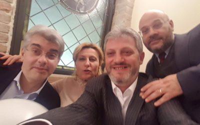 Cena di Natale del Comitato di Perugia della Croce Rossa Italiana