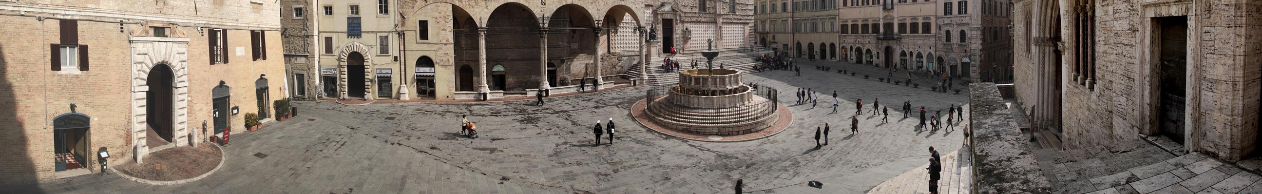 Perugia, la mia città.