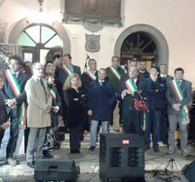 Inaugurazione della 28° Mostra del Tartufo, Fabro (TR)
