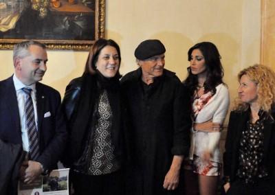 """A Spoleto, sul set di """"Don Matteo"""""""