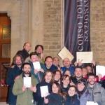 ENSEMBLE LIBERCANTUS di Perugia vince ENSEMBLE LIBERCANTUS di Perugia diretto da Vladimiro Vagnetti che ha trionfato al Concorso Polifonico Nazionale di Arezzo