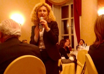 Cena di beneficenza del Comitato per la Vita Daniele Chianelli