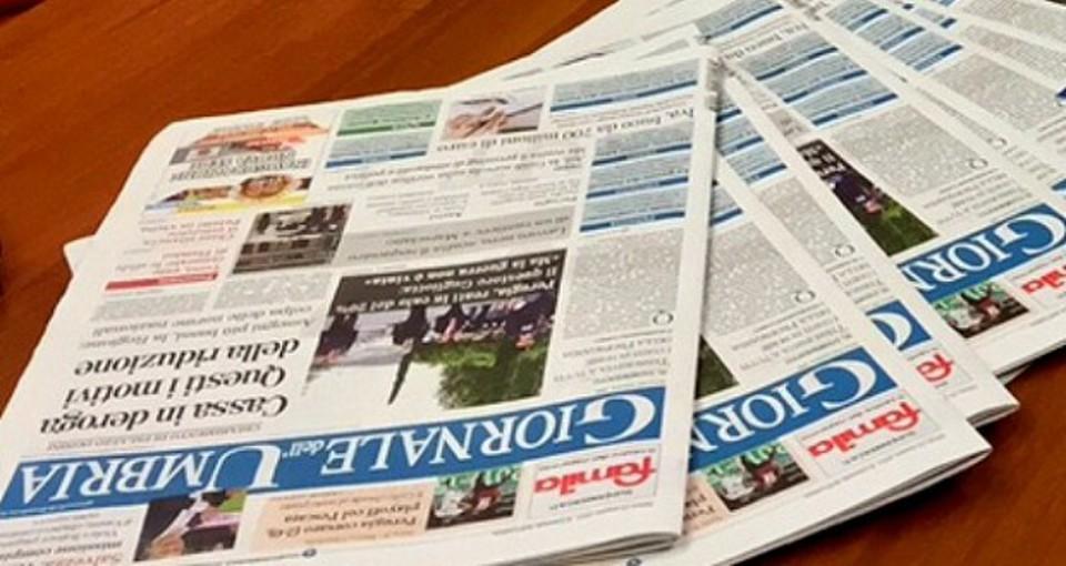 Il caso del Giornale dell'Umbria in parlamento