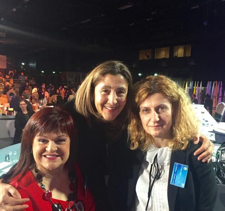 Conferenza internazionale contro la violazione dei diritti delle donne in Iran