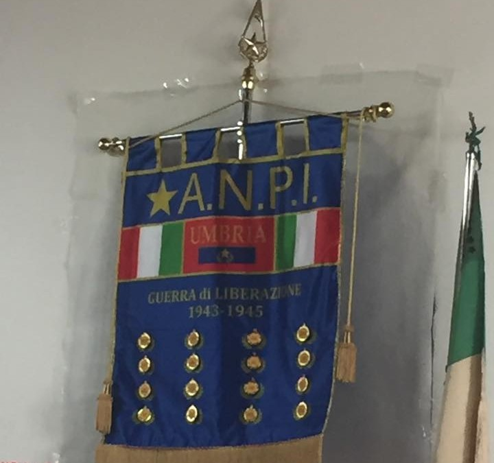Congresso provinciale dell'ANPI – Perugia