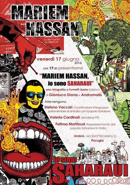 Mariem Hassan – Sono Saharaui
