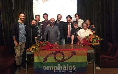Congresso Omphalos Perugia: rinnovati gli organi dirigenti dell'associazione