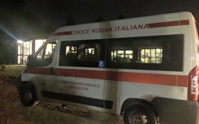 Auguri di Natale di Croce Rossa di Perugia