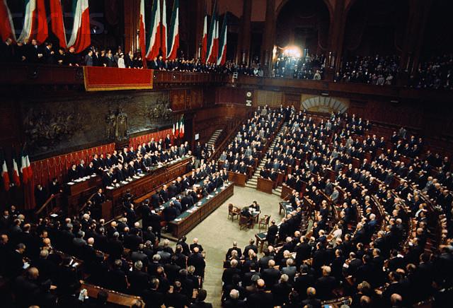 Accordi  e convenzioni in Senato