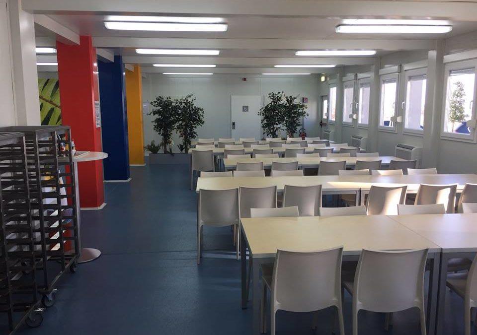 La nuova mensa universitaria di Medicina a Perugia