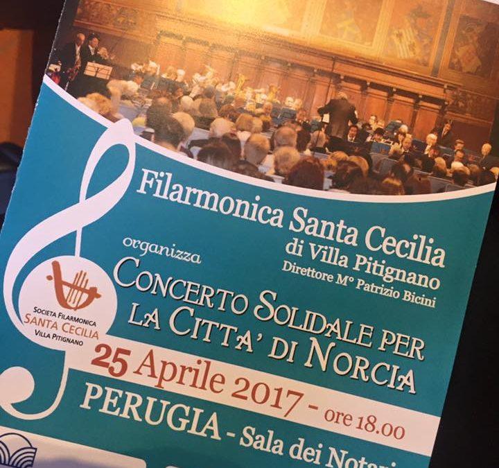 Concerto Solidale per la città di Norcia