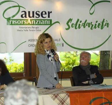 Assemblea annuale dell'Auser