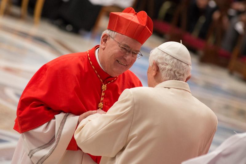 Cardinali: Bassetti attento alla comunità e al confronto con istituzioni