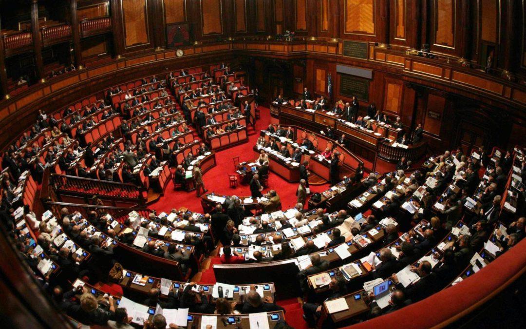 Commissione Politiche Unione Europea – aggiornamento