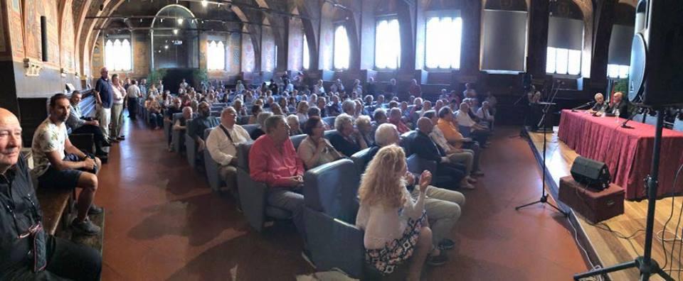 """Conferenza del Prof. Alberto Grohmann su """"Perugia dopo il XX Giugno"""""""