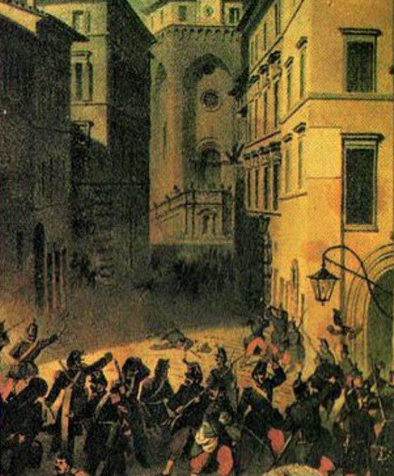 Il XX giugno a Perugia
