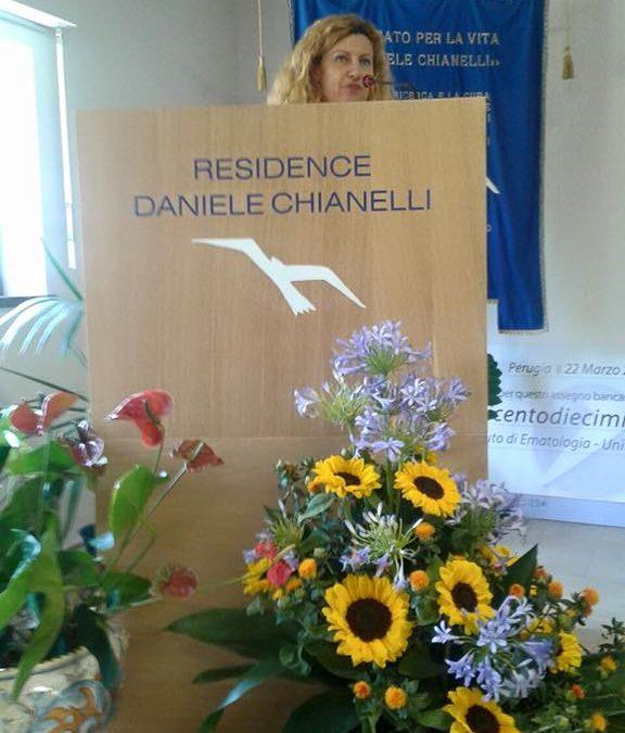 Festa del Ringraziamento del Comitato per la Vita Daniele Chianelli