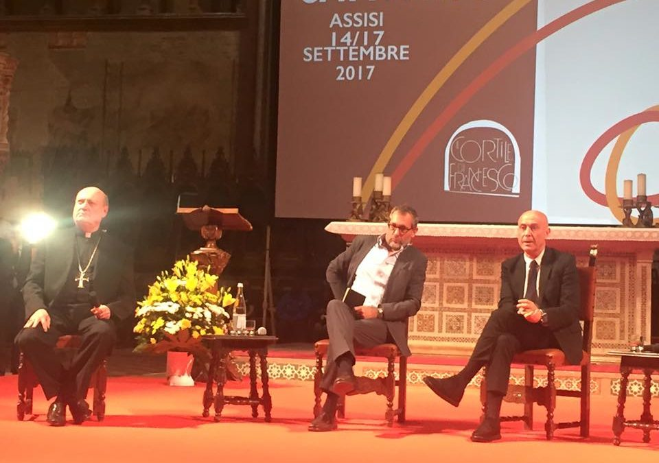 """""""Genti del Mediterraneo"""" ad Assisi"""