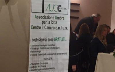 Cena di beneficenza dell'associazione AUCC Onlus