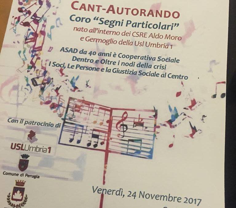 Cant-Autorando! a Perugia