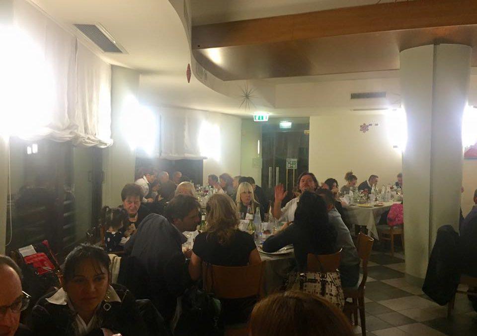 Cena sociale del Tennis Club Colombella, Perugia