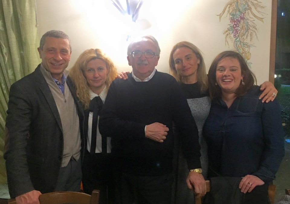 Cena di beneficienza Croce Bianca Perugia