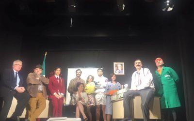 """L'Associazione Amici del Teatro di Colombella presenta """"Degust-Azioni in Teatro"""""""