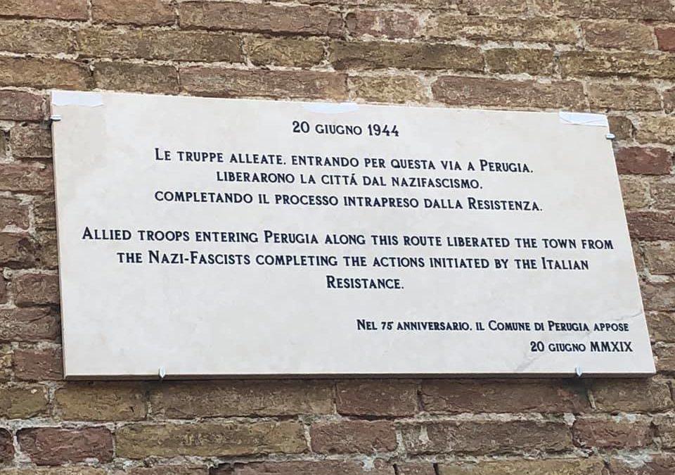 Buon XX giugno, Perugia!
